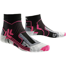 X-Socks Marathon Energy Socks Dam black/fuchsia